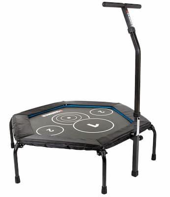 cama elástica de fitness