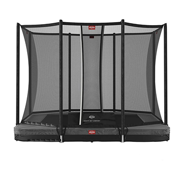 cama elastica rectangular profesional
