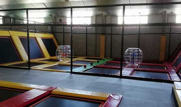 parque trampolines valencia