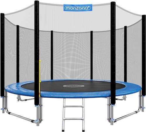 monzana trampolin 183